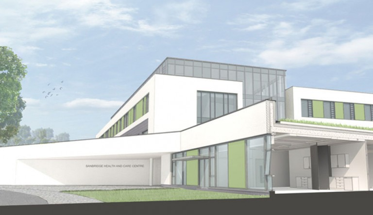 Michael Nugent Ltd Wins Banbridge Healthcare Project