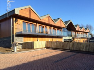 Daisy Lodge Opens Ahead of Schedule