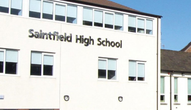 Saintfield High School