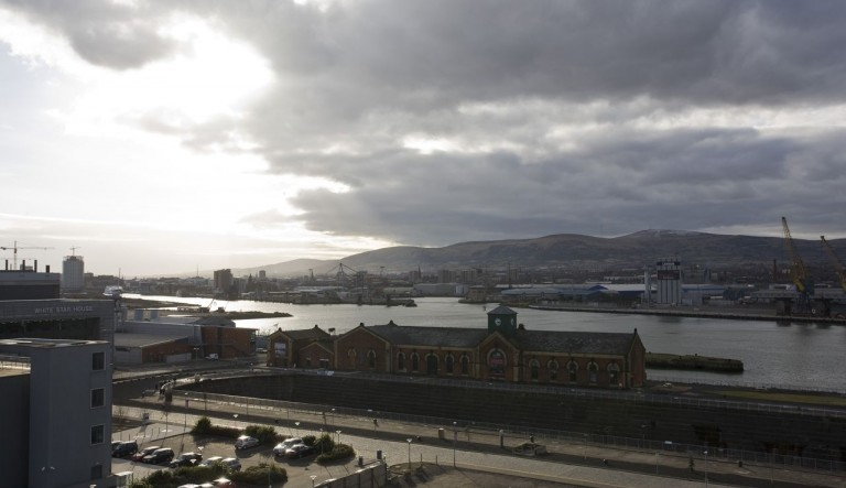 City Quays Project Will Regenerate Belfast Harbour