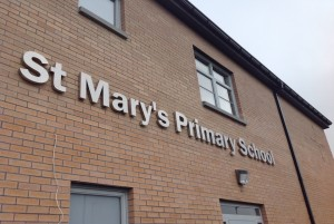 Michael Nugent Completes St Mary's Primary School