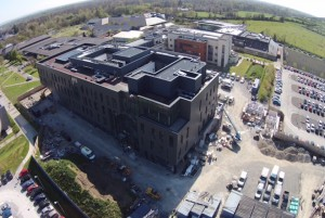 Major Works Completed at Maynooth University