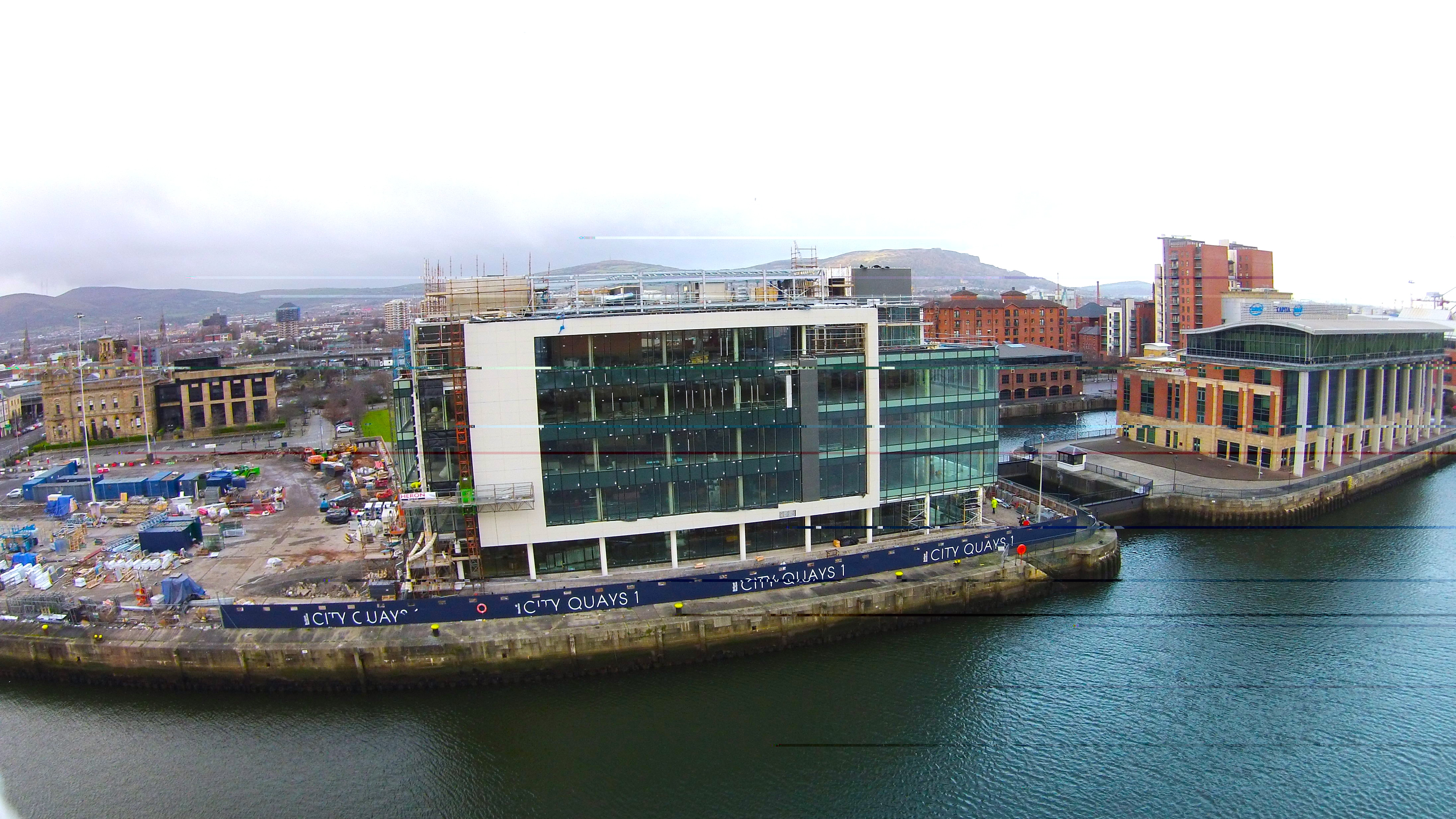 City Quays Project Will Contribute to Belfast Economy
