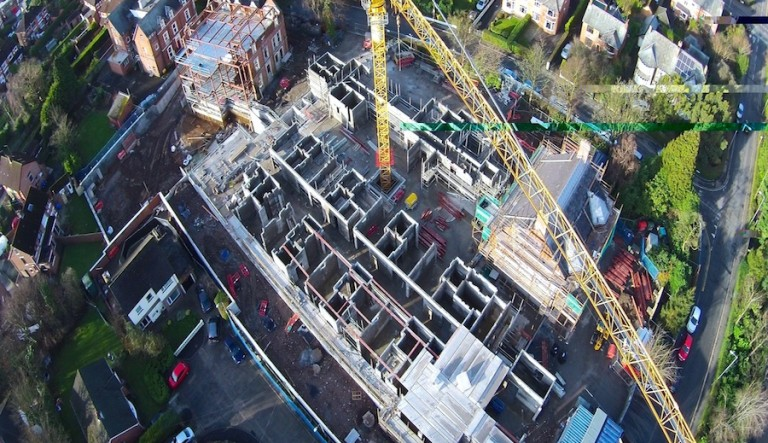 Strong Progress on NI Hospice Project