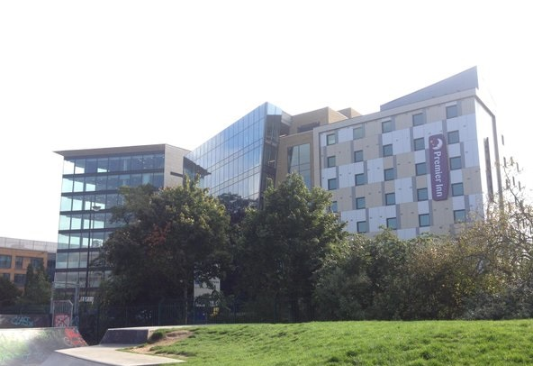 Magnificent Maidenhead Premier Inn Project Handed Over.