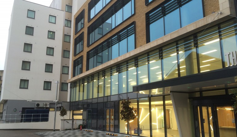 Major Office Development completed in Maidenhead