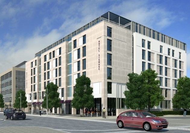 £21.2 Million O'Callaghan Hotel in Cambridge Contract Awarded to Michael Nugent!