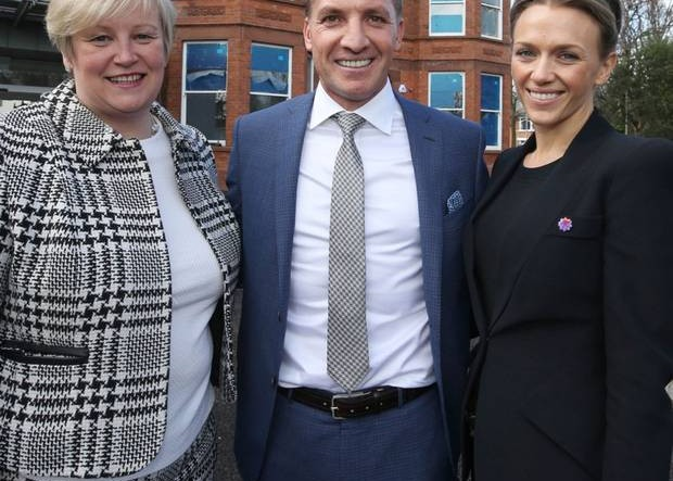 Northern Ireland Hospice welcomes new Ambassador Brendan Rodgers!