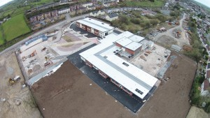 Dromore Central Primary School Nearing Completion!
