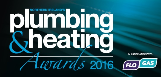 Michael Nugent Shortlisted at NI Plumbing & Heating Awards 2016!