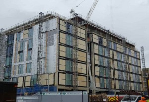 Strong Progress at O'Callaghan Hotel, Cambridge