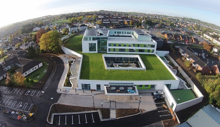 Banbridge CTCC Wins RIBA Regional Award!