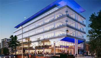 Michael Nugent Awarded Victoria Gate Office Project in Woking