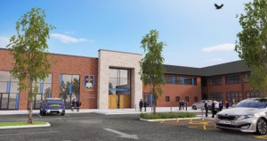 Michael Nugent Ltd Awarded Landmark £28.7m St. Patrick's Academy Contract