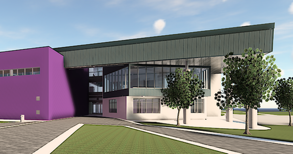 Michael Nugent Ltd Granted Contract For 30m Newtownards Leisure Centre Michael Nugent Ltd