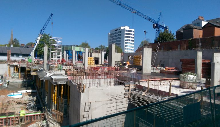 QUB School of Biological Sciences Progressing Well