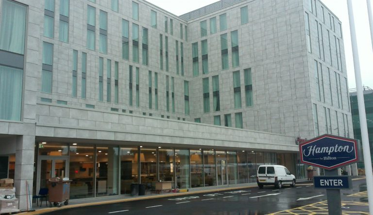 Hampton by Hilton Hotel Stansted Successfully Handed Over!
