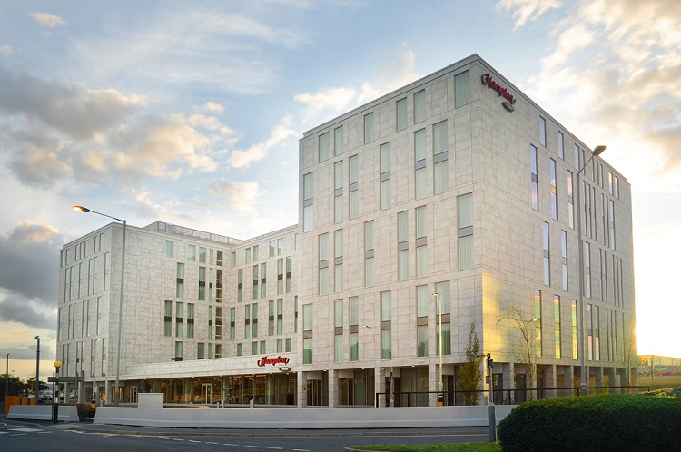 Hampton by Hilton, Stansted