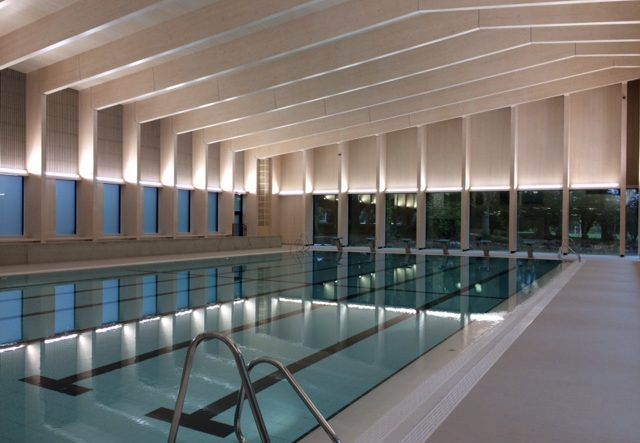 City of London Freemen's School Swimming Pool