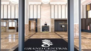 Grand Central Hotel Belfast: A View of Things to Come