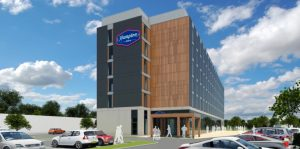 MNL Wins M&E Contract for Hampton By Hilton Hotel at Edinburgh Airport!