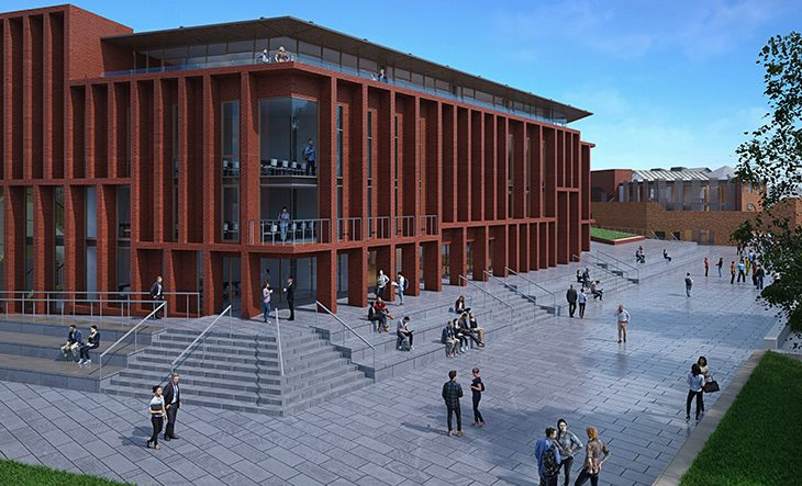 Michael Nugent Ltd Awarded M&E Contract for £47m Canterbury Christ Church University Project
