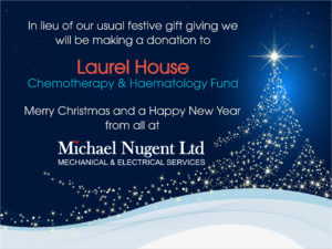 MNL's Christmas Donation – Laurel House
